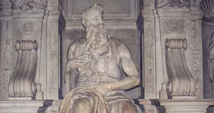 E se il Mosè di Michelangelo quel giorno avesse deciso di parlare?….