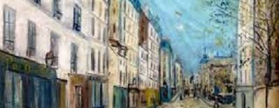 Tra Modigliani e Soutine, i cieli grigi di Utrillo