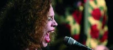 SARAH JANE MORRIS-Live@Villa Celimontana