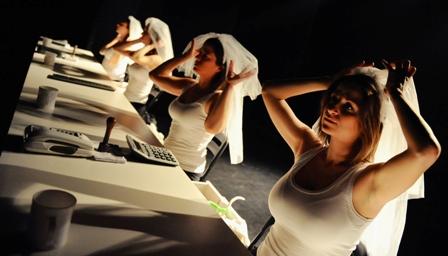 Il Protocollo. La storia di tutti, senza parole. Roma Fringe Festival